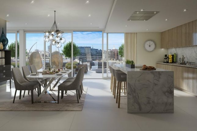 "Thumbnail Flat for sale in ""Penthouse"" at Lower Thames Street, London"