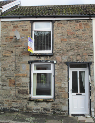 Thumbnail Terraced house for sale in Rachel Street, Aberdare