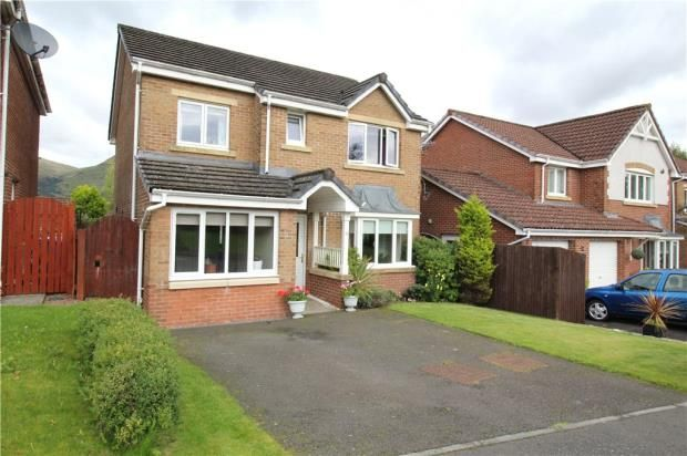 Thumbnail Detached house to rent in Rose Street, Tullibody, Alloa, Clackmannanshire