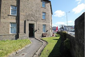 Thumbnail Flat to rent in Queen Street, Broughty Ferry