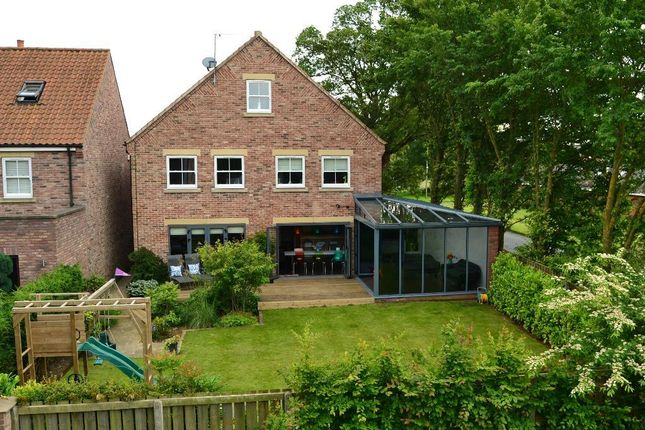 Thumbnail Detached house to rent in Monckton Rise, Newbald