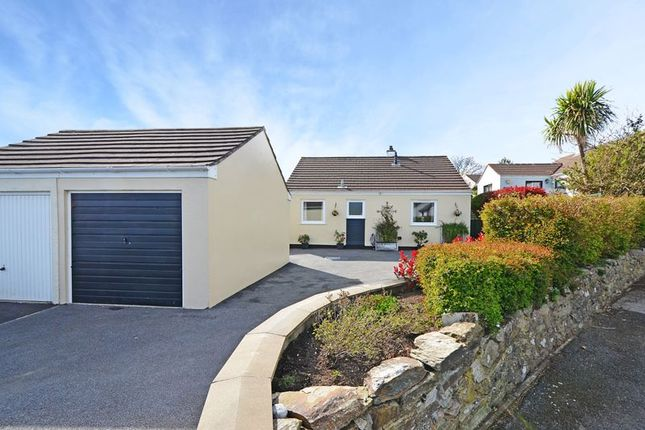 3 bed semi-detached bungalow for sale in Valley View Drive, Truro TR1