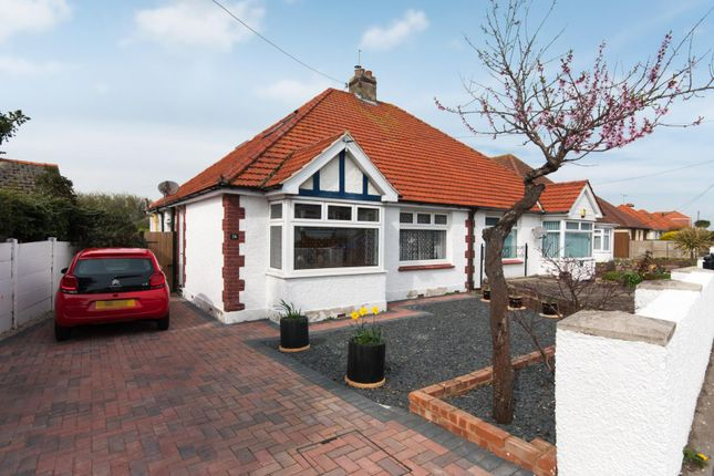 Thumbnail Semi-detached bungalow for sale in Cross Road, Walmer, Deal