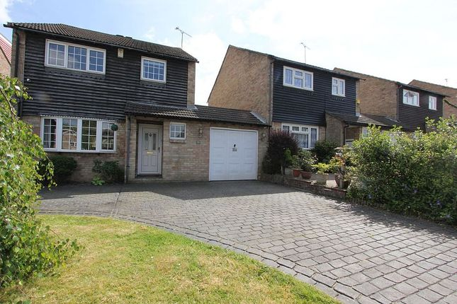 Thumbnail Link-detached house for sale in Somerset Road, Basildon, Essex