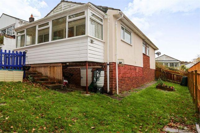 Thumbnail Detached bungalow for sale in Lake Avenue, Teignmouth, Devon