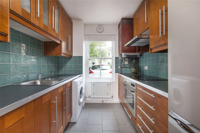 Kitchen of Bergholt Mews, Camden, London NW1