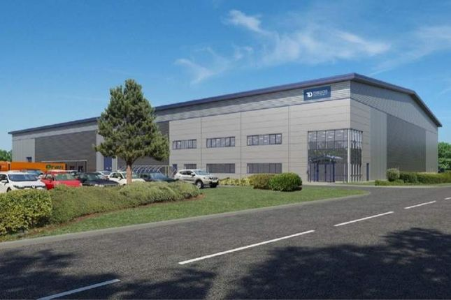 Light industrial to let in Ore70 Hortonwood West, Hadley Park