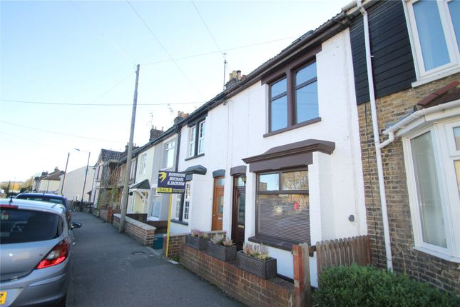 4 bed terraced house for sale in Bush Road, Cuxton, Kent