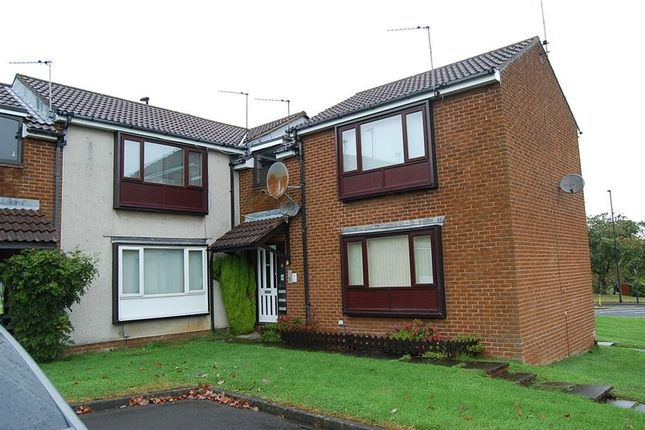 Thumbnail Studio to rent in Lydford Court, Newcastle Upon Tyne