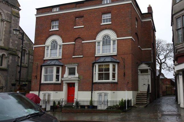 Thumbnail Flat to rent in Castle Street, Shrewsbury, Shropshire