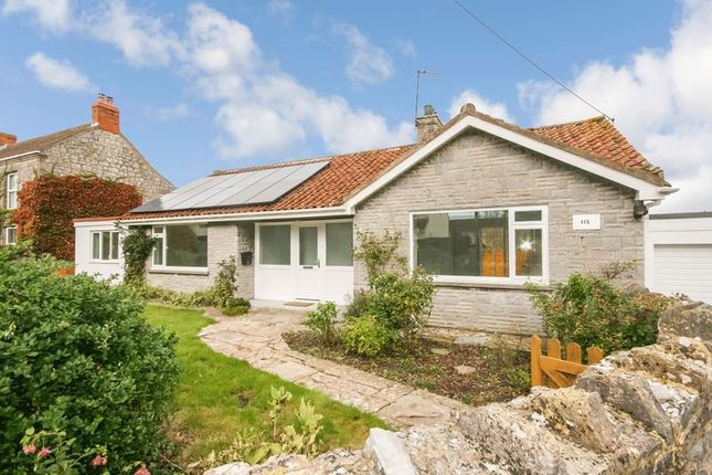 Thumbnail Bungalow for sale in Broadway, Chilton Polden, Bridgwater