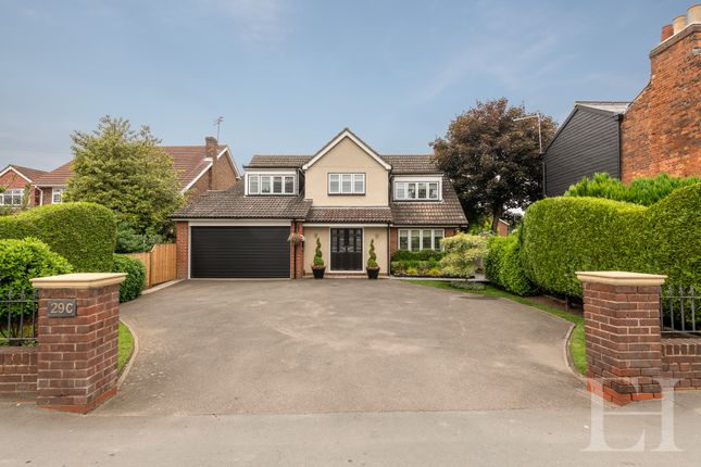 Thumbnail Detached house for sale in Stock Road, Billericay