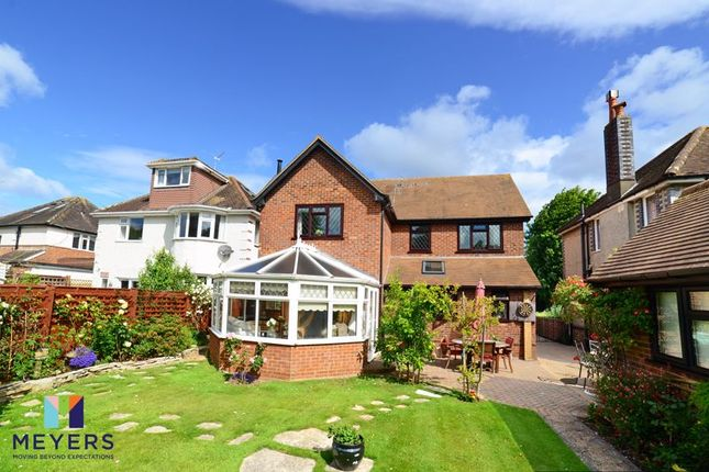 Thumbnail Detached house for sale in Verona Avenue, Southbourne
