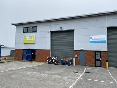 Thumbnail Office for sale in Unit 5A Forresters Business Park, Estover Close, Estover, Plymouth, Devon