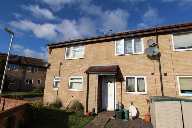 Thumbnail Terraced house for sale in Sioux Close, Highwoods, Colchester
