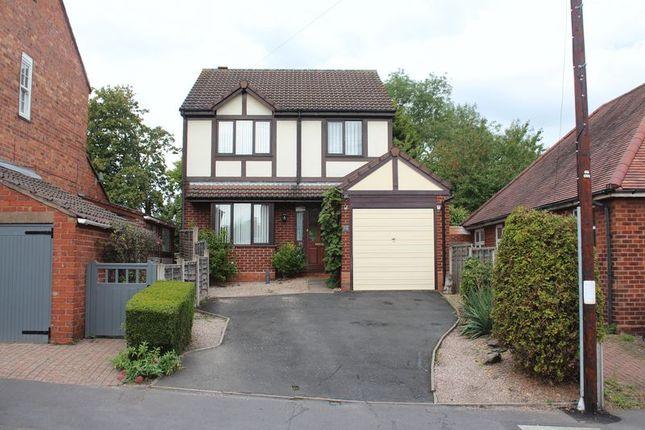 Thumbnail Detached house for sale in Belle Vue, Wordsley, Stourbridge