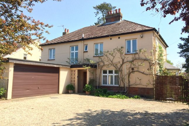 Thumbnail Detached house for sale in Kingston Road, Woodbridge