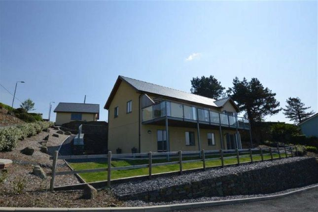 Thumbnail Detached house for sale in Ty Sioned, Gwelfor Road, Aberdyfi, Gwynedd