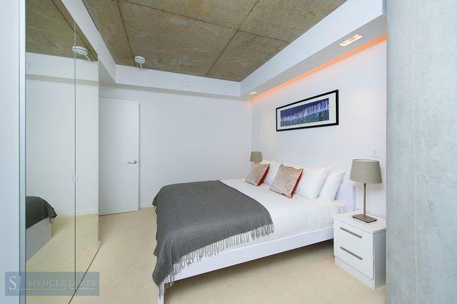 Bedroom Two of Hoola, Royal Victoria E16