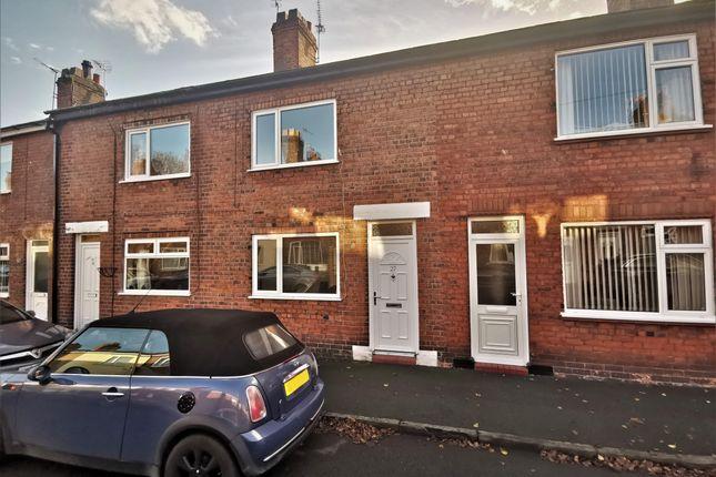 Thumbnail Terraced house to rent in Oak Street, Northwich