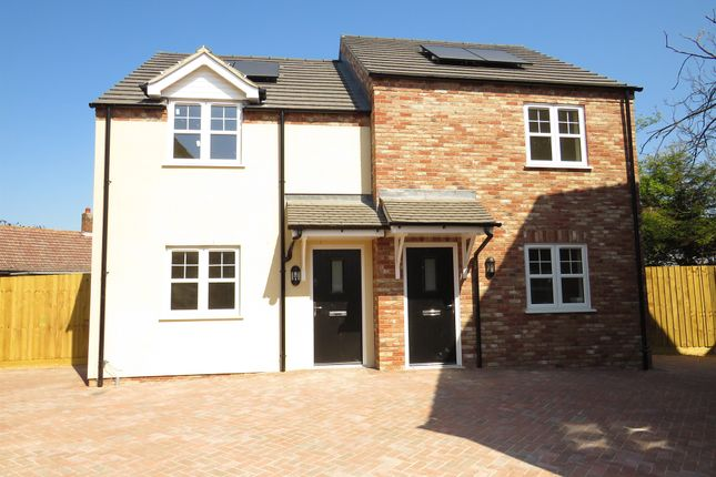 Thumbnail Semi-detached house for sale in Dartford Road, March
