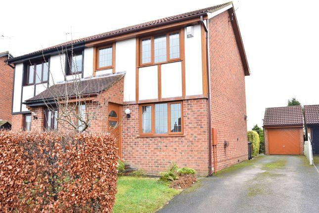 Thumbnail Semi-detached house to rent in Arthurs Avenue, Harrogate