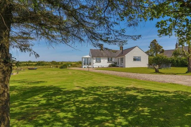 Thumbnail Detached house for sale in Llangwnadl, Pwllheli