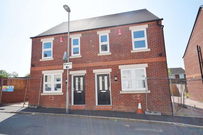Semi-detached house for sale in Samuel Street, Packmoor, Stoke-On-Trent