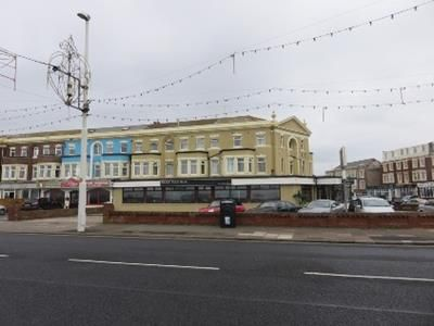 Thumbnail Hotel/guest house for sale in Grand Beach Hotel, 565-567 New South Promenade, Blackpool