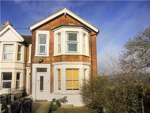 Thumbnail Flat to rent in St. Thomass Road, Hastings