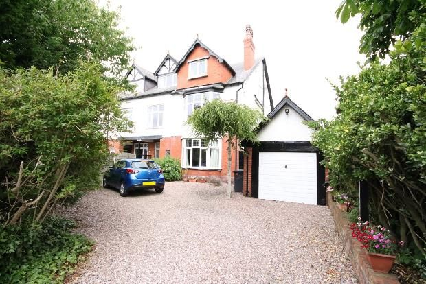 Thumbnail Semi-detached house for sale in Jubilee Road, Formby, Liverpool