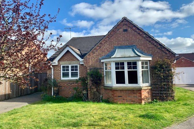 Thumbnail Bungalow to rent in Paddock Hill, Malton
