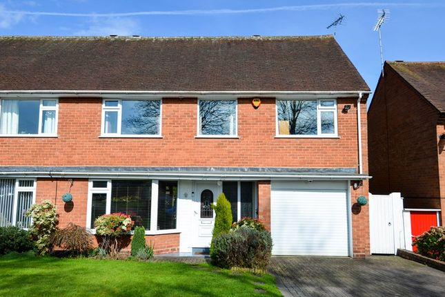 Thumbnail Semi-detached house for sale in Dowles Close, Selly Oak, Bournville Village Trust
