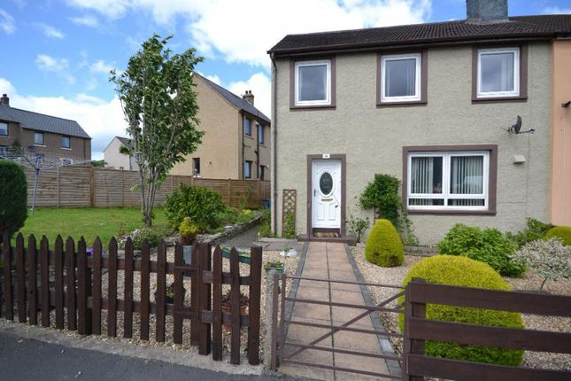 Thumbnail Semi-detached house for sale in 88, Eildon Road Hawick