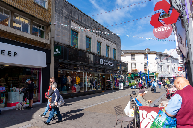 Thumbnail Retail premises for sale in High Street, Abergavenny
