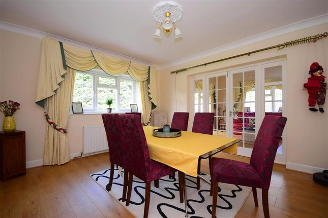 Thumbnail Detached house for sale in Norsey Road, Billericay, Essex