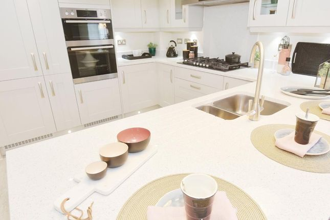 "Thumbnail Detached house for sale in ""Moorecroft"" at Kensey Road, Mickleover, Derby"