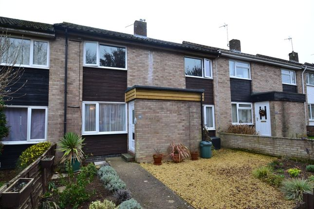 3 bed terraced house for sale in Caie Walk, Bury St. Edmunds