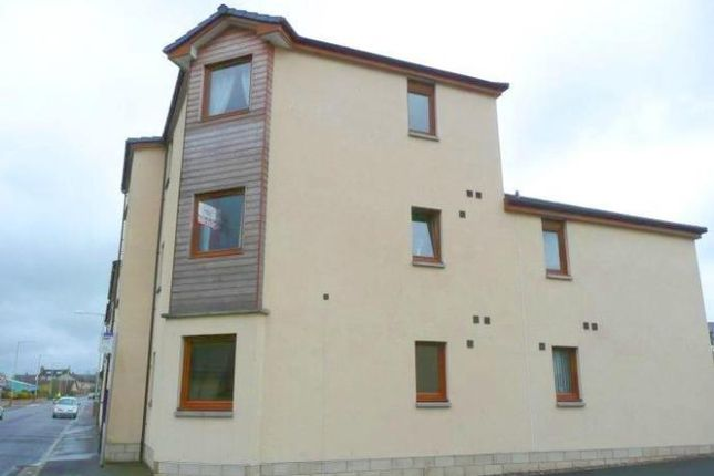 Thumbnail Flat to rent in 9 Station House, Market Street, Forfar
