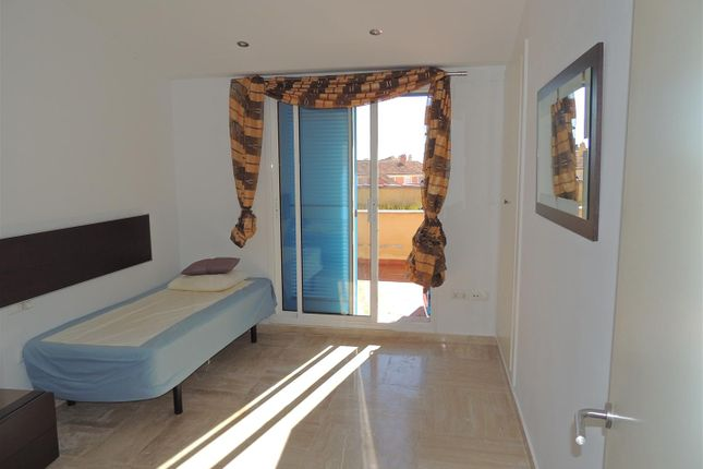 Master Bedroom of Sotogrande Marina, San Roque, Cádiz, Andalusia, Spain