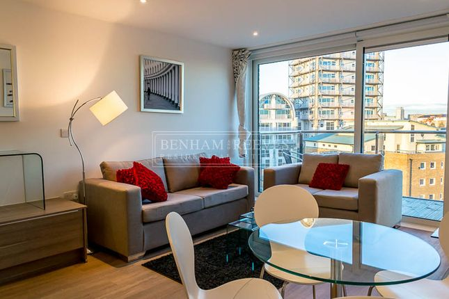 Thumbnail Flat to rent in Seafarer Way, Surrey Quays