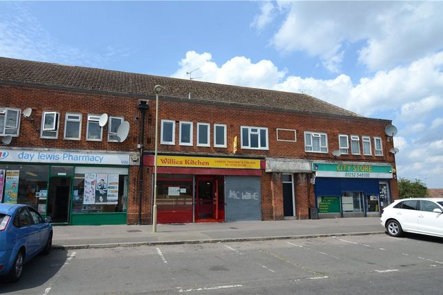 Thumbnail Flat for sale in Churchill Crescent, Farnborough, Hampshire