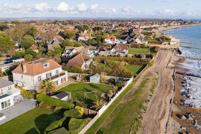 Thumbnail Detached house for sale in Sea Way, Middleton-On-Sea, Bognor Regis