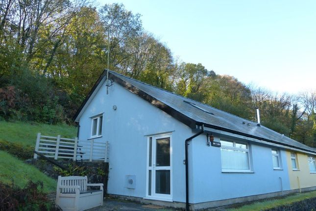 Thumbnail Semi-detached house to rent in Narberth