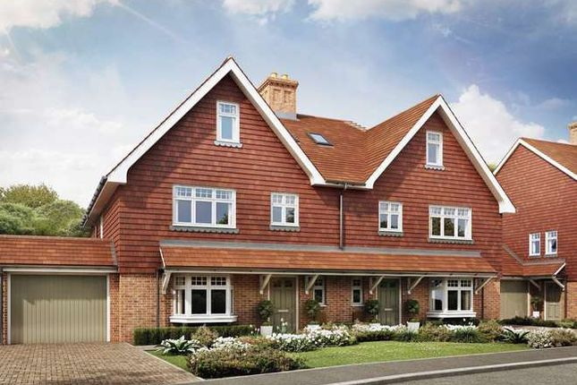 Thumbnail Semi-detached house for sale in The Hadlow, Mayfield Place, Love Lane, Mayfield, East Sussex
