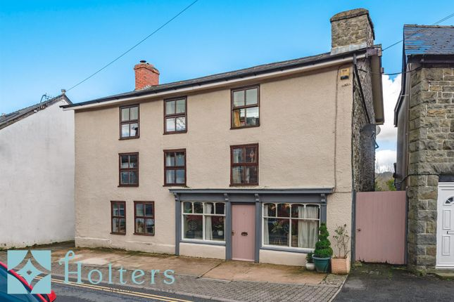 Thumbnail Detached house for sale in Market Street, Builth Wells