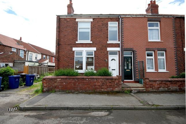 Thumbnail End terrace house to rent in Victor Street, Carcroft, Doncaster
