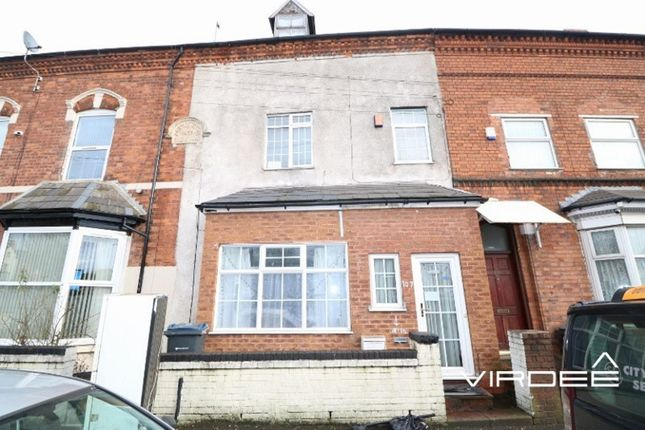 Thumbnail Terraced house for sale in Birchfield Road, Lozells, West Midlands