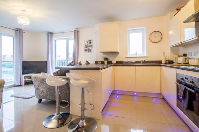 Thumbnail Flat for sale in Doric Mews, Newport