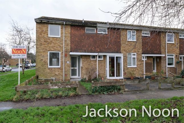 End terrace house for sale in Gatley Avenue, West Ewell, Epsom